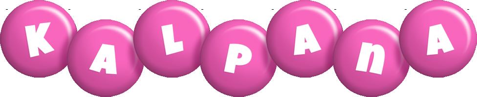 Kalpana candy-pink logo