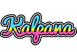 Kalpana circus logo