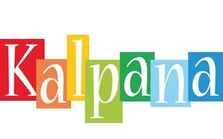 Kalpana colors logo