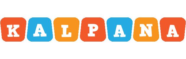 Kalpana comics logo