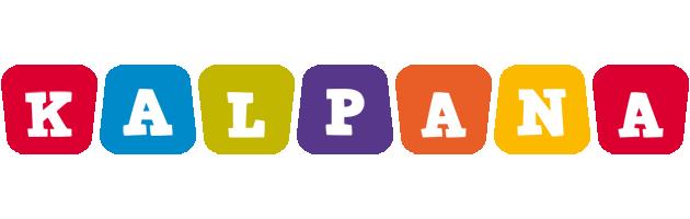 Kalpana daycare logo