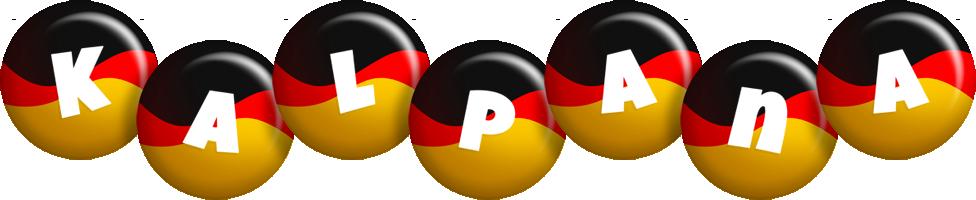 Kalpana german logo
