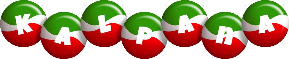 Kalpana italy logo