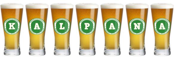 Kalpana lager logo