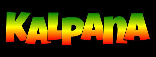 Kalpana mango logo