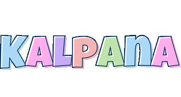 Kalpana pastel logo
