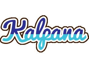 Kalpana raining logo