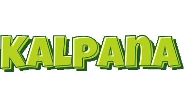 Kalpana summer logo