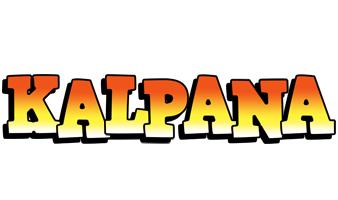 Kalpana sunset logo