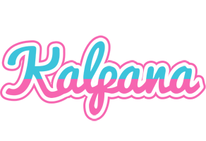 Kalpana woman logo
