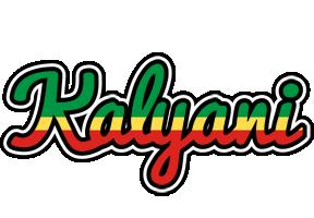Kalyani african logo