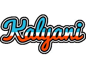 Kalyani america logo