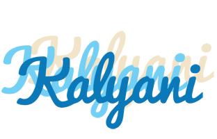 Kalyani breeze logo