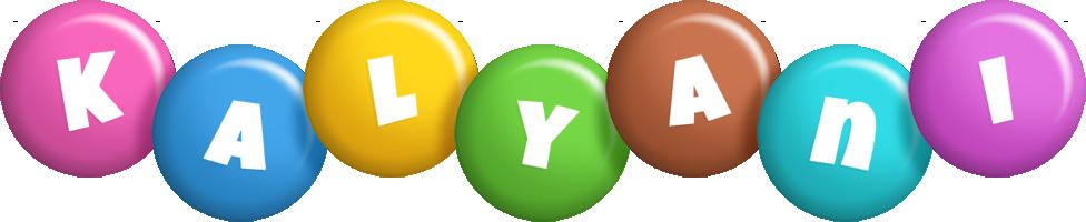 Kalyani candy logo