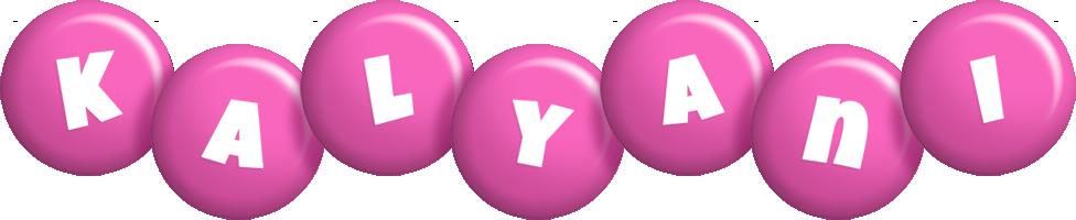 Kalyani candy-pink logo