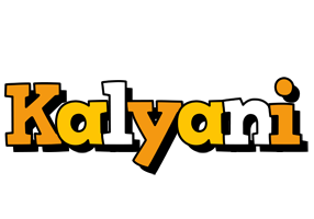 Kalyani cartoon logo