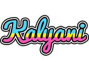 Kalyani circus logo