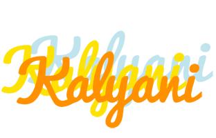 Kalyani energy logo