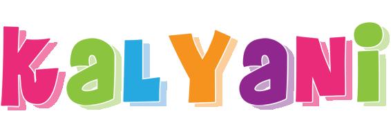 Kalyani friday logo