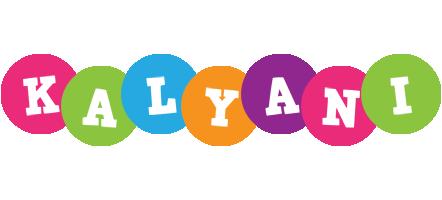 Kalyani friends logo