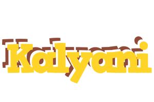 Kalyani hotcup logo