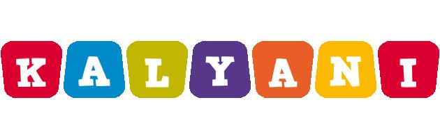 Kalyani kiddo logo