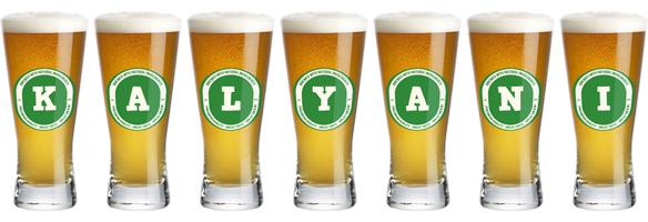 Kalyani lager logo