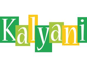 Kalyani lemonade logo