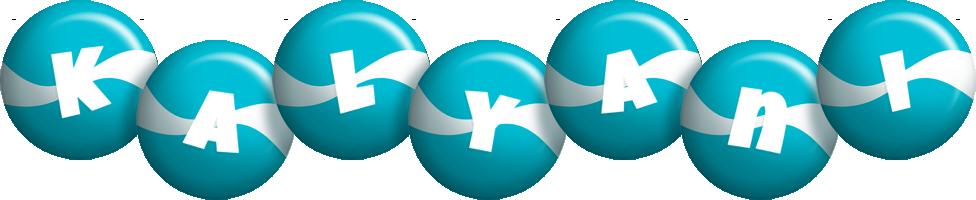 Kalyani messi logo