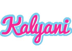 Kalyani popstar logo