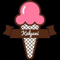 Kalyani premium logo