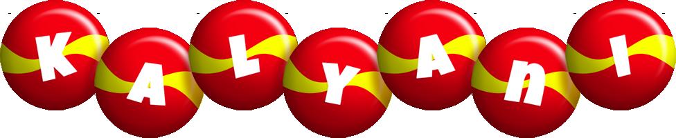 Kalyani spain logo