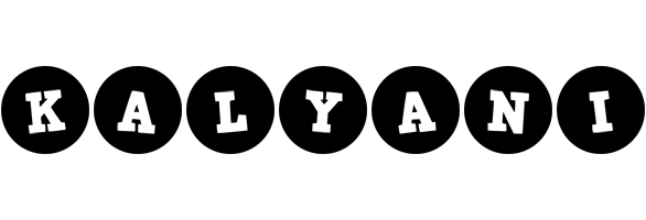 Kalyani tools logo