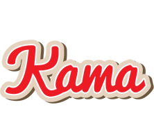 Kama chocolate logo
