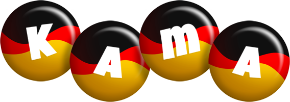 Kama german logo