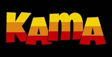 Kama jungle logo