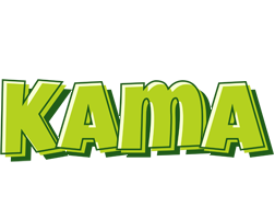 Kama summer logo