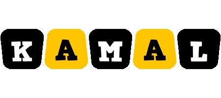 Kamal boots logo