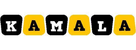 Kamala boots logo