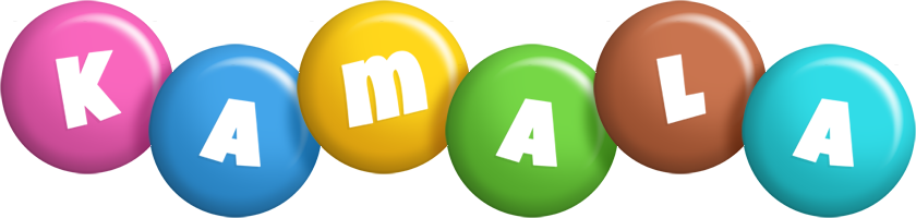 Kamala candy logo