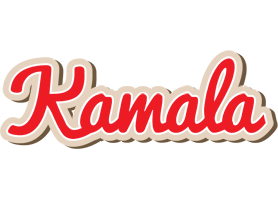 Kamala chocolate logo