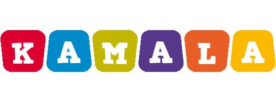 Kamala daycare logo