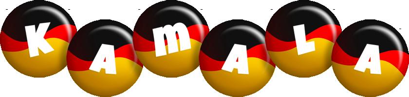 Kamala german logo