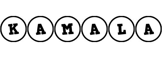 Kamala handy logo