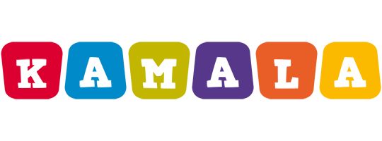 Kamala kiddo logo