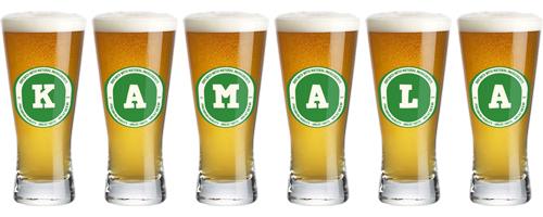 Kamala lager logo