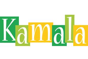 Kamala lemonade logo