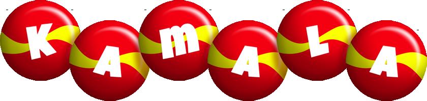 Kamala spain logo