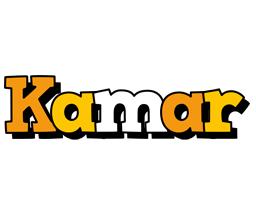 Kamar cartoon logo