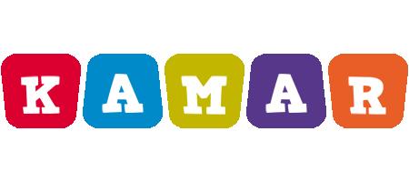 Kamar daycare logo